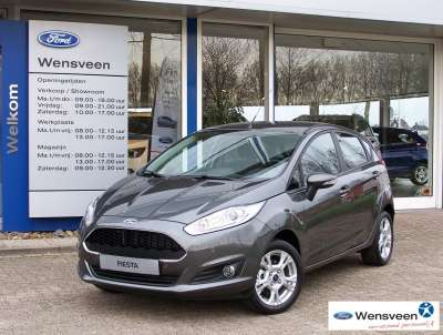 Ford Fiesta Ultimate 5-deurs