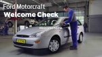 Ford Motorcraft Welcome Check